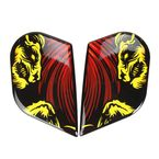 Black Alliance Majesty Sideplates - 0133-0846