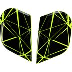 Hi Viz Alliance Crysmatic Sideplates - 0133-0853