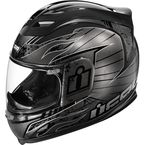 Black Airframe Lifeform Helmet - 0101-4909