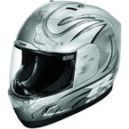 Silver Alliance Threshold GSX-R Helmet - 01015464