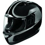 Black Alliance Reflective Helmet - 0101-5521