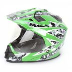 FX39 Urban Green Helmet - 0110-2805