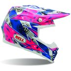 Moto 9 Unit Hot Pink - Convertible To Snow - 2028406