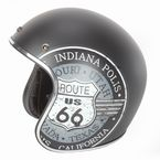 Black RT 66 FX-76 Helmet - 0104-1148