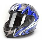 Spear Blue Primo Air Helmet - 88-30182