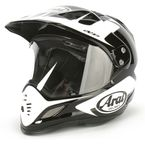Black/White Explore XD4 Helmet - XD4