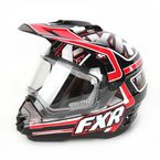 Black/Red Torque X Helmet - 14425