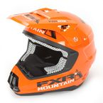 Orange Mountain Torque Helmet - 14426
