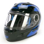 Blue/Black Nitro Helmet - 14432