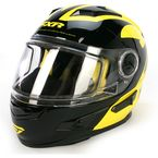 Yellow/Black Nitro Helmet - 14432