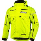 Mil-Spec Yellow Patrol Waterproof Jacket - 2854-0021