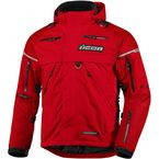 Red Patrol Waterproof Jacket - 2854-0028