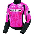 Women's Pink Hooligan2 Threshold Jacket - 2822-0402