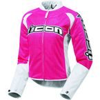 Women's Pink Hooligan2 Glam Jacket - 2822-0417