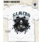 Samcro Hungry Reaper T-Shirt - 28-601-46WH-S