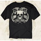 Samcro Supporter T-Shirt - 28-601-47BK-M