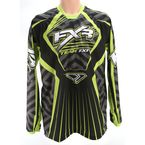 Black/Green Coldcross Jersey