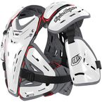 White CP 5955 Chest Protector - 5200-0109