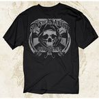 Samcro Supporter T-Shirt - 28-601-48BK-L