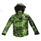 Childs Green Warp Squadron Jacket
