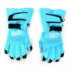 Youth Sky Blue Comp 8 Gloves - 3342-0184