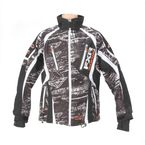 Black/White/Orange Boondocker Vapour Lite Jacket - 14104