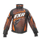 Orange Echo Helix Jacket - 14115