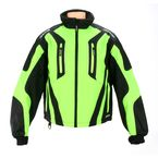 Black/Green Storm Jacket - 1404-044