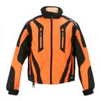 Black/Orange Storm Jacket - 1404-074