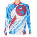 Red/White/Blue Sahara Jersey - 2910-3360
