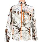 Realtree APHD Snow Camo Elevation Fleece Zip-Up - 15815