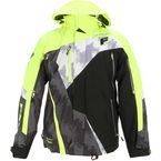 RSS Edition Black/Yellow/Charcoal Mission X Jacket - 15106
