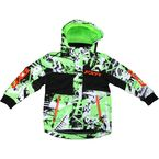 Childs Lime Sabotage Squadron Jacket