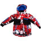 Childs Red Sabotage Squadron Jacket - 15300