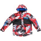 Youth Red Sabotage Squadron Jacket