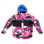 Youth Fuchsia Sabotage Squadron Jacket