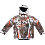 Youth Realtree Xtra/AP Snow Camo Helix Jacket