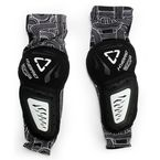 Youth Black/White 3DF Hybrid EXT Elbow Guards - 5015400605