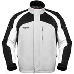 Youth Silver/Black Journey 2.0 Jacket - 8700-0107-54