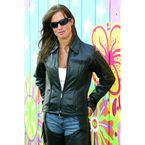 Womens Electra Leather Jacket - M10067XXL