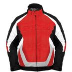 Red/Black Blitz Snowcross Jacket - 8900-0101-05