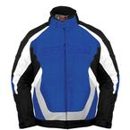 Blue/Black Blitz Snowcross Jacket - 8900-0102-03