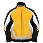 Yellow/Black Blitz Snowcross Jacket - 8900-0103-06