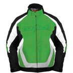 Green/Black Blitz Snowcross Jacket - 8900-0104-05