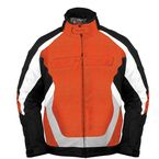 Orange/Black Blitz Snowcross Jacket - 8900-0106-06