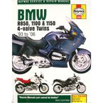 BMW Motorcycle Repair Manual  - 3466