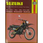 Suzuki Repair Manual - 797