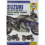 Suzuki Motorcycle Repair Manual - 2055
