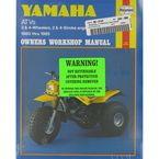 Yamaha Repair Manual - 1154