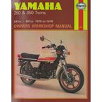 Yamaha 250/350 Twins Repair Manual  - 040